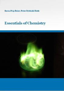 Essentials of Chemistry, 2nd edition