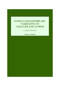8a47ea6bb4e5b4 Sources and Analogues of the Canterbury Tales (II) (Chaucer Studies) - PDF  Free Download
