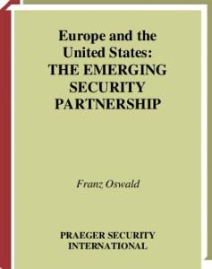 Europe and the United States: The Emerging Security Partnership