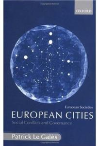 European Cities: Social Conflicts and Governance (European Societies)