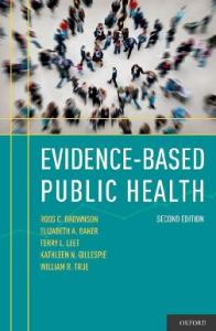 Evidence-Based Public Health, 2nd Edition