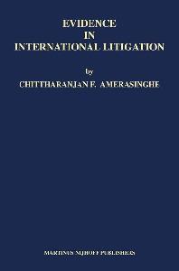 Evidence in International Litigation