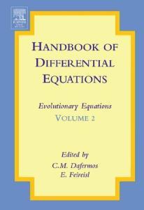 Evolutionary Equations