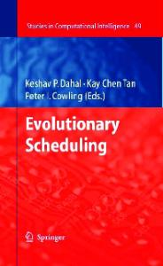 Evolutionary Scheduling