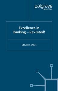 Excellence in Banking - Revisited!