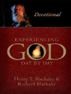 Experiencing God Day By Day (Devotional)