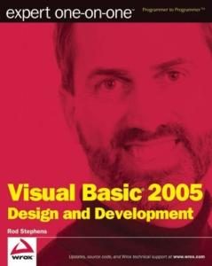 Expert One-on-One Visual Basic 2005 Design and Development (Expert One on One)