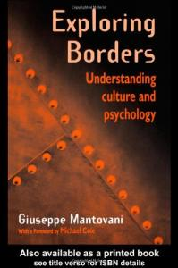 Exploring Borders: Understanding Culture and Psychology