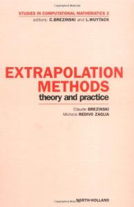 Extrapolation methods. Theory and practice