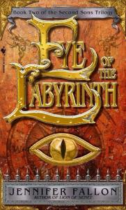 Eye of the Labyrinth (The Second Sons Trilogy, Book 2)