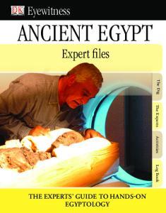 Eyewitness Experts: Ancient Egypt
