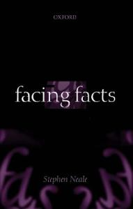 Facing Facts