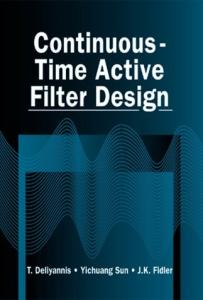 Fidler Continuous-Time Active Filter Design