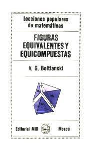 Figuras Equivalentes y Equicompuestas