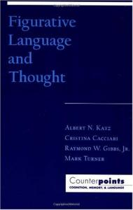 Figurative Language and Thought (Counterpoints: Cognition, Memory, and Language)