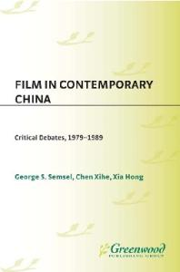 Film in Contemporary China
