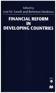 Financial Reform in Developing Countries
