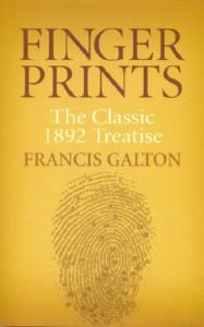 Finger Prints: The Classic 1892 Treatise