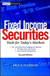 Fixed Income Securities: Tools for Today's Markets, 2nd Edition