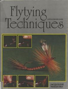 Flytying techniques: A full color guide