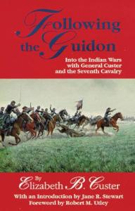 Following the guidon