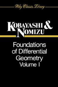 Foundations of differential geometry