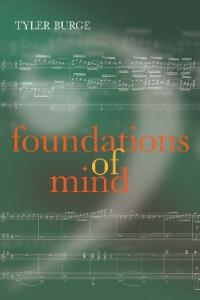 Foundations of Mind (Philosophical Essays)