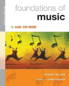 Foundations of Music , Seventh Edition