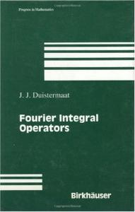 Fourier integral operators