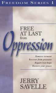 Free at Last From Oppression