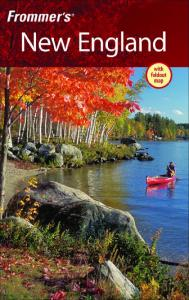 Frommer's New England (Frommer's Complete)