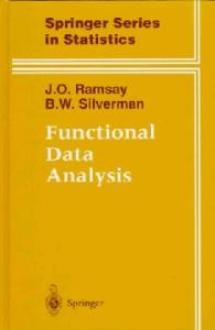 Functional Data Analysis (Springer Series in Statistics)