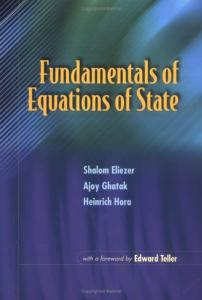 Fundamentals of equations of state