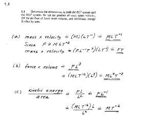Fundamentals Of Fluid Mechanics (Solutions)