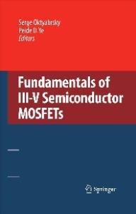 Fundamentals of III-V Semiconductor MOSFETs