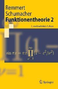 Funktionentheorie 2, Dritte Auflage (Springer-Lehrbuch)