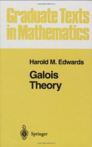 Galois Theory (Graduate Texts in Mathematics)