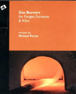 Gas Burners for Forges, Furnaces, and Kilns