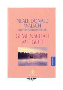 Gemeinschaft mit Gott  GERMAN