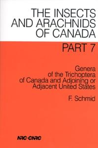 Genera of the Trichoptera of Canada and Adjoining or Adjacent United States
