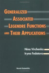 Generalized Associated Legendre Functions and Their Applications