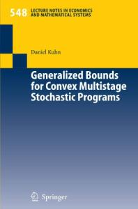 Generalized bounds for convex multistage stochastic programs
