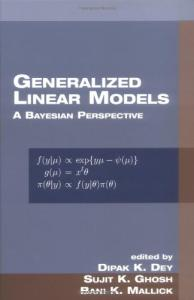 Generalized linear models - a Bayesian perspective