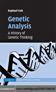 Genetic Analysis: A History of Genetic Thinking