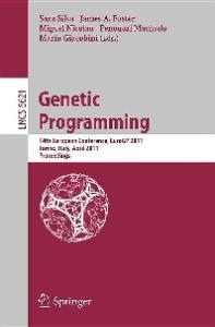 Genetic Programming - EuroGP 2011
