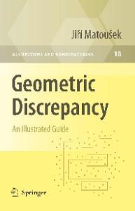 Geometric Discrepancy, An Illustrated Guide