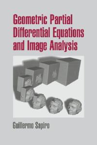 Geometric partial differential equations and image analysis
