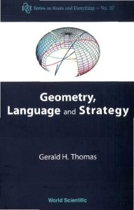 Geometry, Language and Strategy