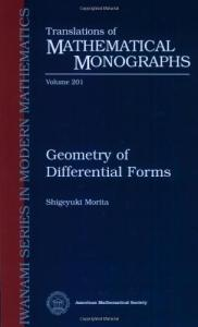 Geometry of Differential Forms (Translations of Mathematical Monographs, Vol. 201)