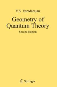 Geometry of quantum theory